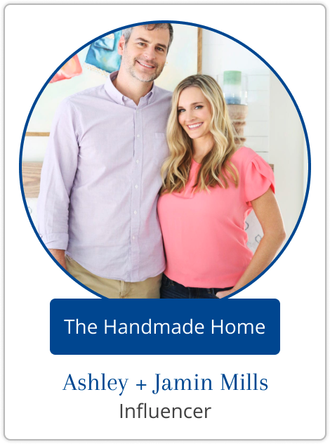 Influencer - The Handsome Home - Ashley and Jamin Mills